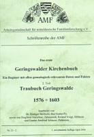 Das erste Geringswalder Kirchenbuch - 2