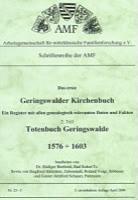 Das erste Geringswalder Kirchenbuch - 3