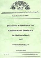Das älteste Kirchenbuch von Großbuch (Band III)