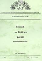 Chronik von Tüttleben – Band 3