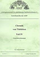 Chronik von Tüttleben – Band 4
