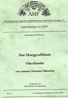 Das Marggraffthum Oberlausitz