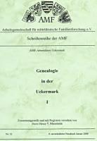 Genealogie in der Uckermark - 1 -