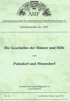 Die Geschichte der Häuser und Höfe Paitzdorf und Mennsdorf