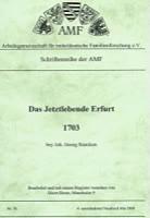 Das Jetztlebende Erfurt 1703