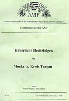 Bäuerliche Besitzfolgen in Mockritz, Kr. Torgau