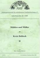 Mühlen und Müller im Kreis Delitzsch II