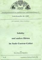 Schäfer und andere Hirten im Saale-Unstrut-Gebiet