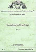 Genealogie im Erzgebirge -1-