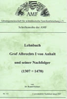 Das Lehnbuch Graf Albrechts I. von Anhalt-Zerbst