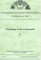 Genealogie in der Uckermark - 4 -