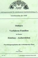 Ostharz - Vorfahren-Familien im Raume Eisleben – Aschersleben