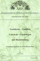 Vorfahren-Familien im Raume Calvörde – Gardelegen mit Mecklenburg