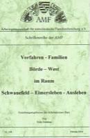 Vorfahren-Familien Börde – West im Raum Schwanefeld – Eimersleben – Ausleben