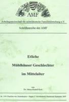 Etliche Mühlhäuser Geschlechter im Mittelalter