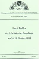 6. Treffen AK Erzgebirge am 9./10. Oktober 2004