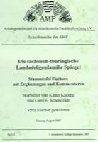 Die sächsisch-thüringische Landadeligenfamilie Spiegel