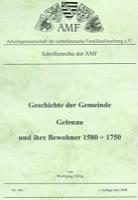 Geschichte der Gemeinde Gelenau und ihre Bewohner 1580-1750