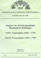 Register der Kirchengemeinde Henfstedt (Thüringen)