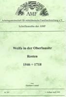 Weifa in der Oberlausitz 1546-1718