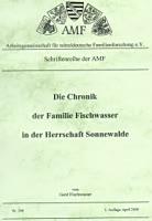 Chronik Familie Fischwasser in der Herrschaft Sonnewalde