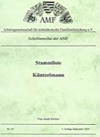 Stammliste Künzelmann