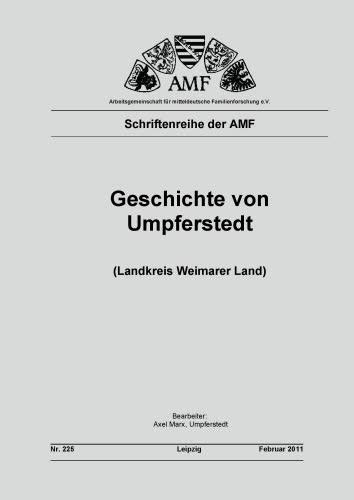 Geschichte von Umpferstedt