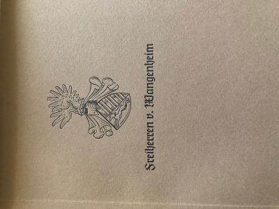 Freiherren v. Wangenheim