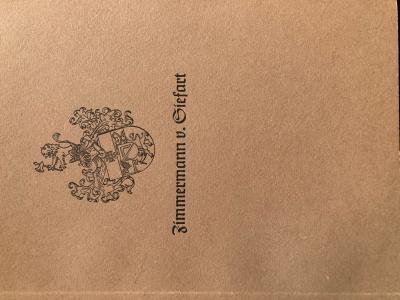 Zimmermann v. Siefart