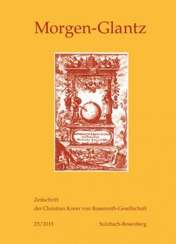 Morgen-Glantz 25/2015 (Ebook - pdf)