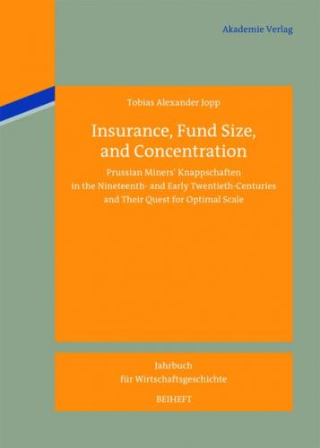Insurance, Fund Size, and Concentration (Ebook - pdf)