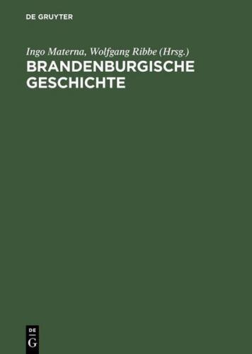 Brandenburgische Geschichte (Ebook - pdf)