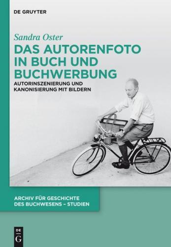 Das Autorenfoto in Buch und Buchwerbung (Ebook - EPUB)