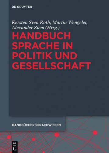 Handbuch Sprache in Politik und Gesellschaft (Ebook - EPUB)