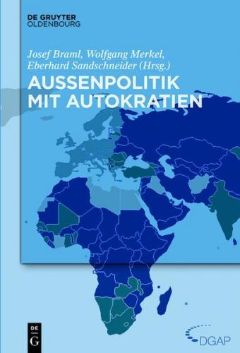 Jahrbuch internationale Politik / Außenpolitik mit Autokratien (Ebook - EPUB)