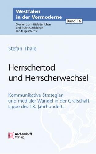 Herrschertod und Herrscherwechsel (Ebook - pdf)
