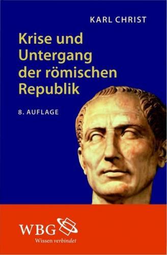 Krise und Untergang der römischen Republik (Ebook - pdf)