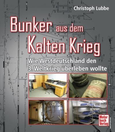 Bunker aus dem Kalten Krieg