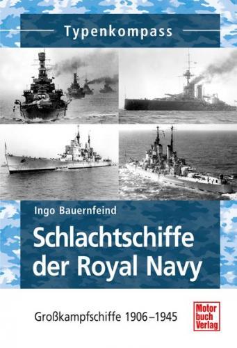 Schlachtschiffe der Royal Navy (Ebook - EPUB)