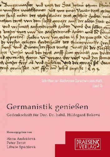 Germanistik genießen