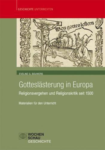 Gotteslästerung in Europa