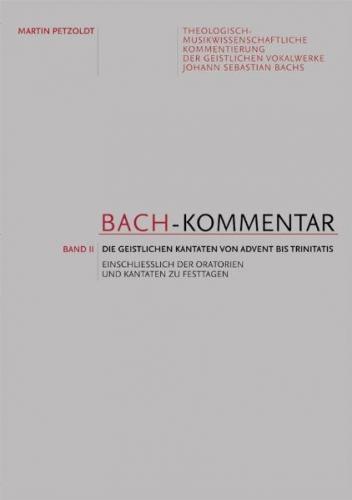 Bach-Kommentar