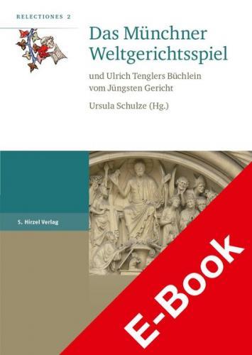 Das Münchner Weltgerichtsspiel (Ebook - pdf)