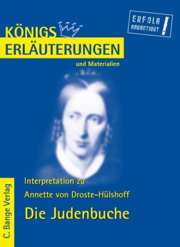 Droste-Hülshoff. Die Judenbuche (Ebook - pdf)