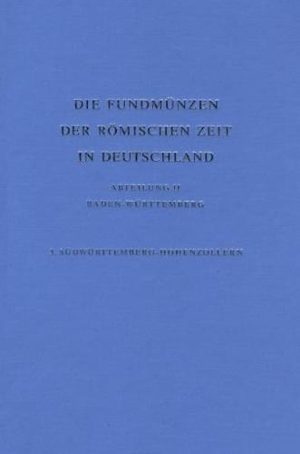 Die Fundmünzen der römischen Zeit in Deutschland