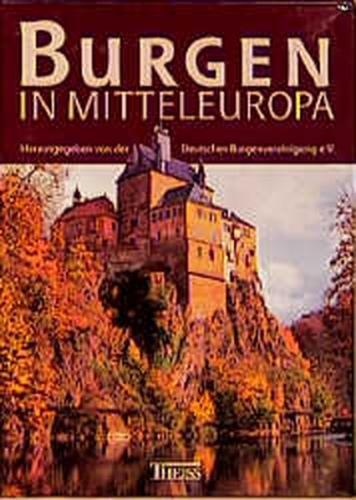 Burgen in Mitteleuropa