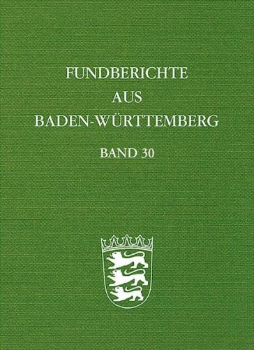 Fundberichte aus Baden-Württemberg / Fundberichte aus Baden-Württemberg