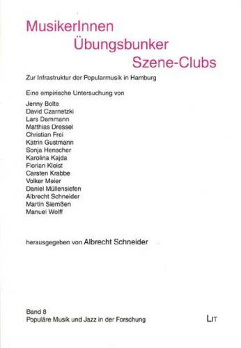 MusikerInnen - Übungsbunker - Szene-Clubs