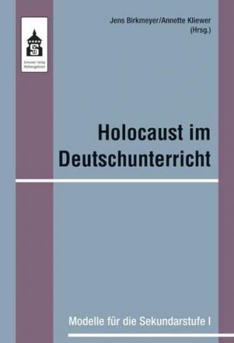 Holocaust im Deutschunterricht