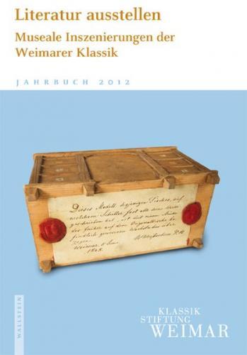 Jahrbuch der Klassik Stiftung Weimar / Literatur ausstellen